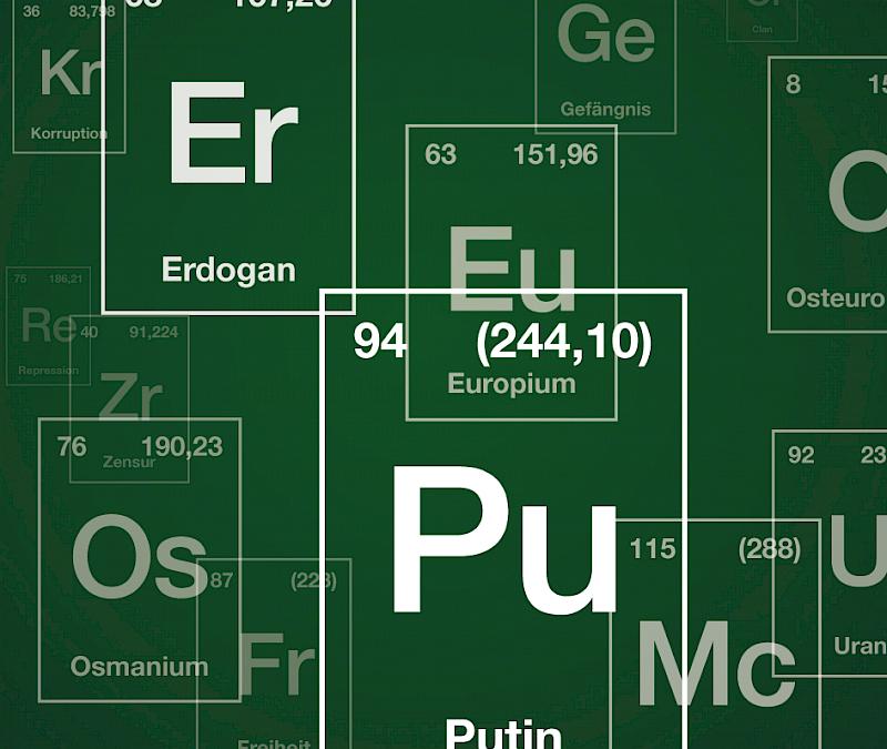 Ausgabe von OSTEUROPA (10-12/2018): Vergleichende Toxikologie. Herrschaft in Russland und der Türkei