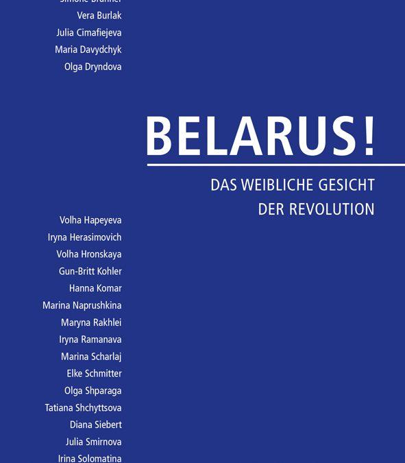 Übersetzung von Hanna Stähles Artikel für BELARUS! Das weibliche Gesicht der Revolution