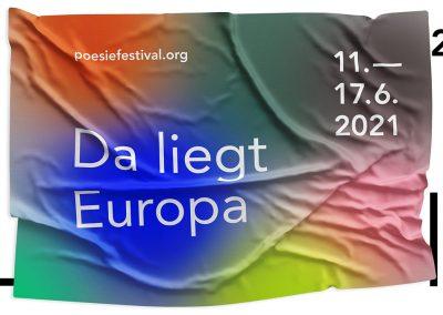 Versschmuggel-Projekt mit Belarus im Rahmen des poesiefestivals 2021